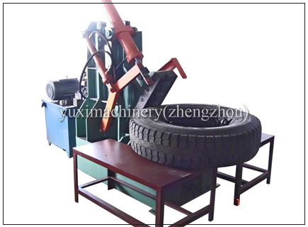 1200mm Tire Cutting Machine